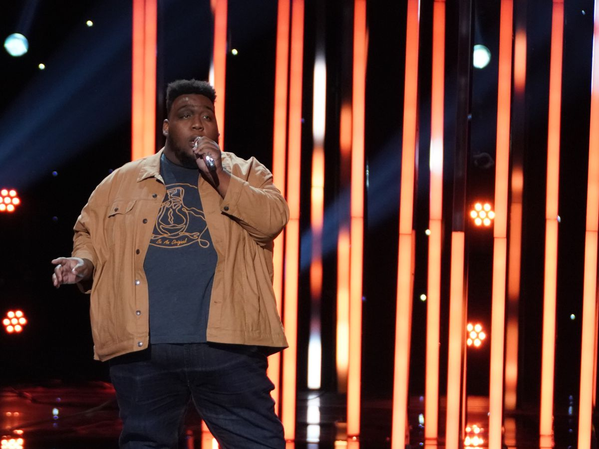 Georgia's Willie Spence advances to American Idol grand finale