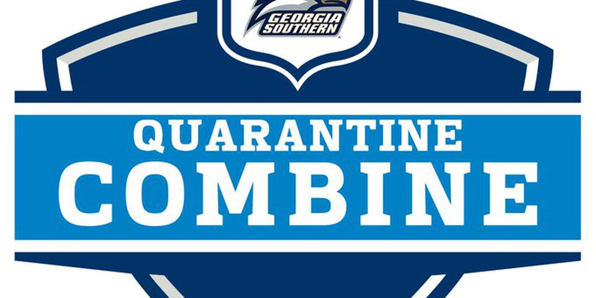 "Georgia Southern football issues ""quarantine combine"" challenge"