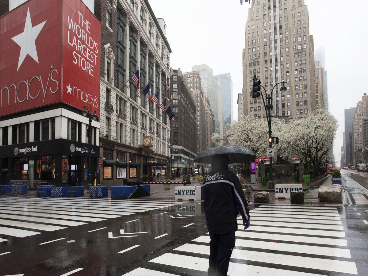 Macy's to furlough majority of its 130,000 workers amid coronavirus outbreak
