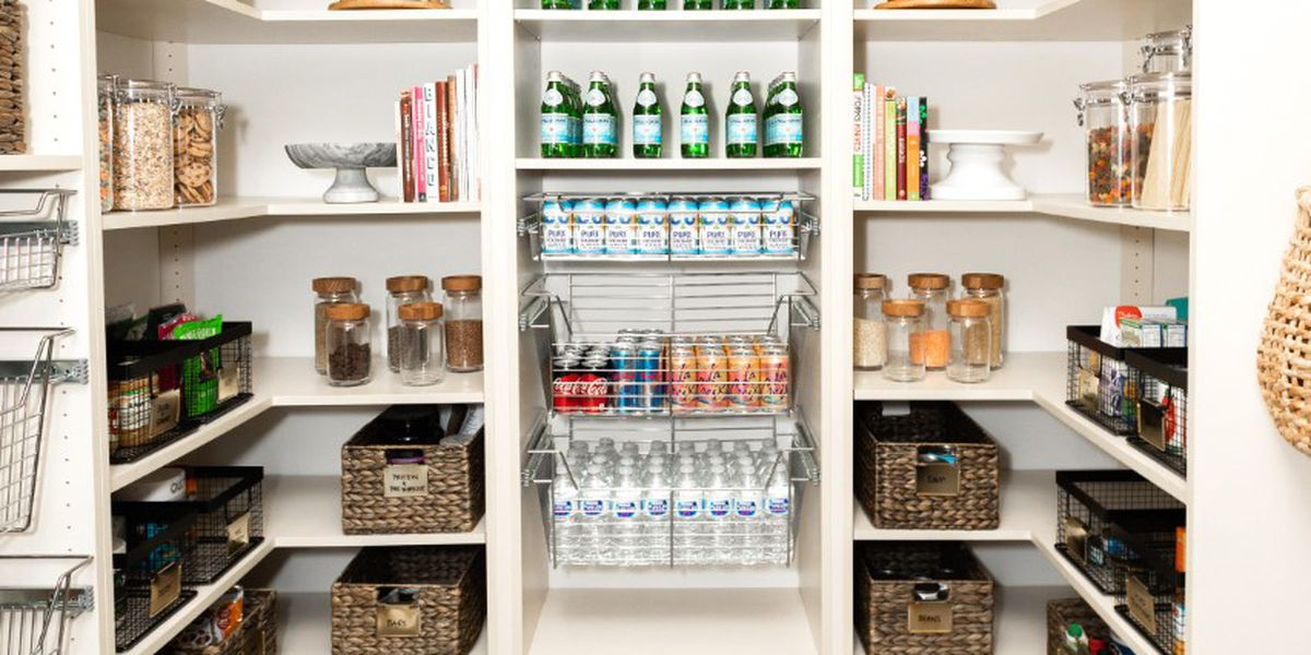 New Year's Resolutions: An Organized Home