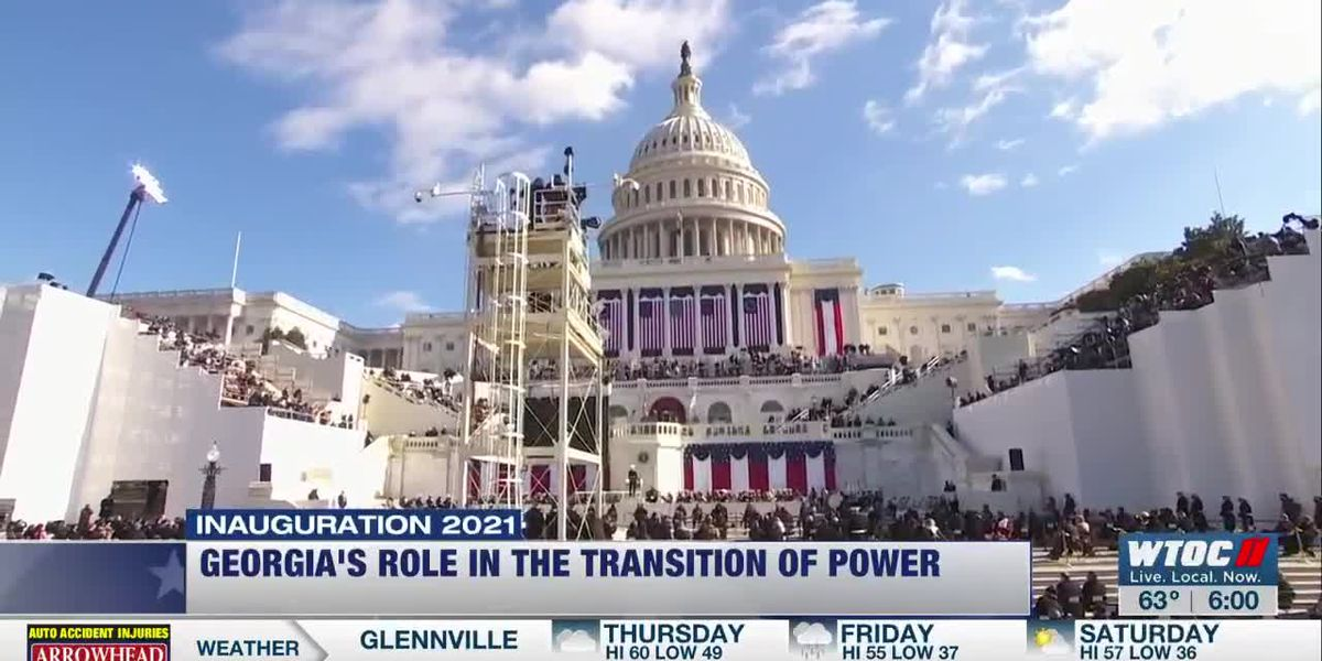 Georgia Southern professor reflects on importance of inauguration