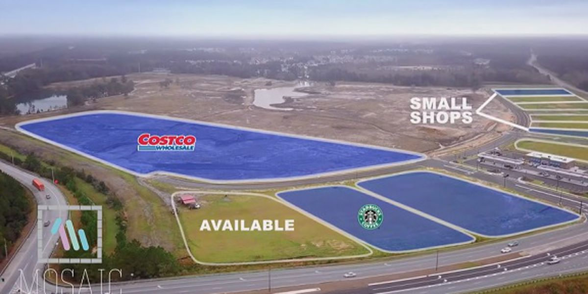 New businesses coming to 'Mosaic Town Center' development in Pooler