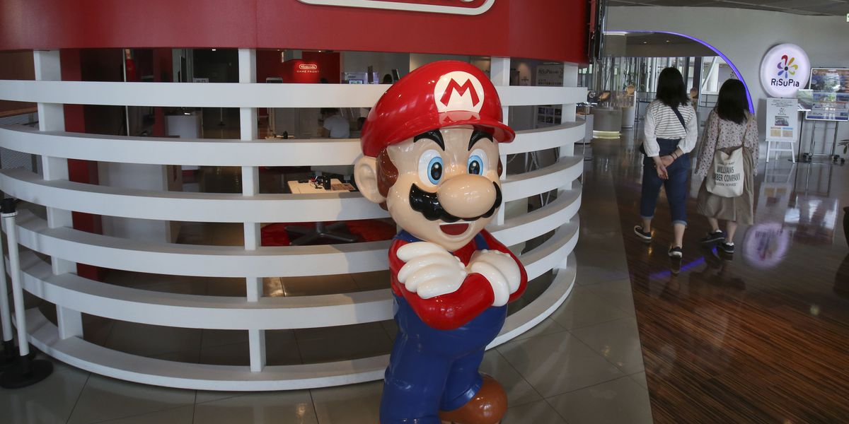Mint copy of Super Mario Bros. video game sells for record $100K