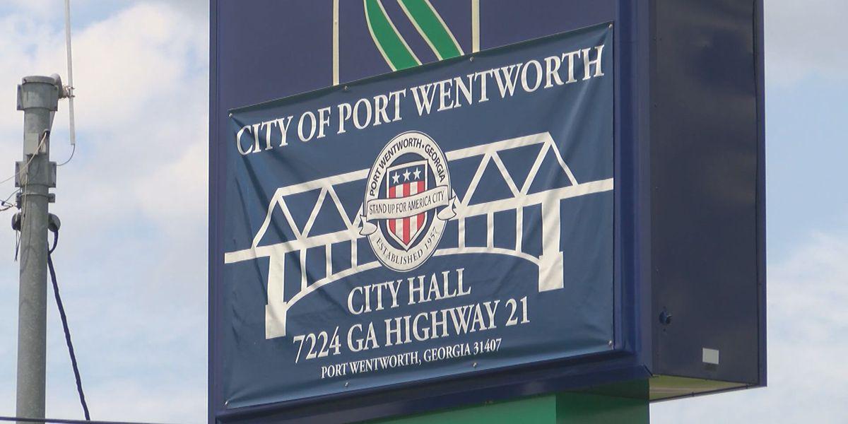 Port Wentworth mayor suspends the interim city administrator
