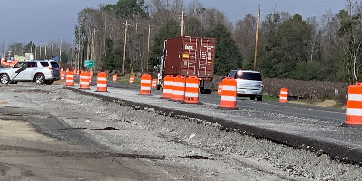 Hwy 67 road widening could be completed this fall