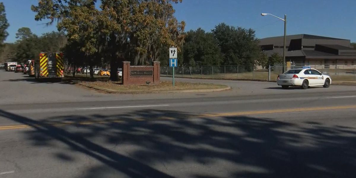 Jenkins High given all clear after bomb threat led to evacuation