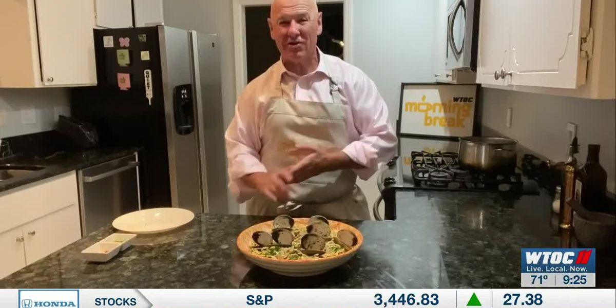 Tim Cooks: Clams & Linguini