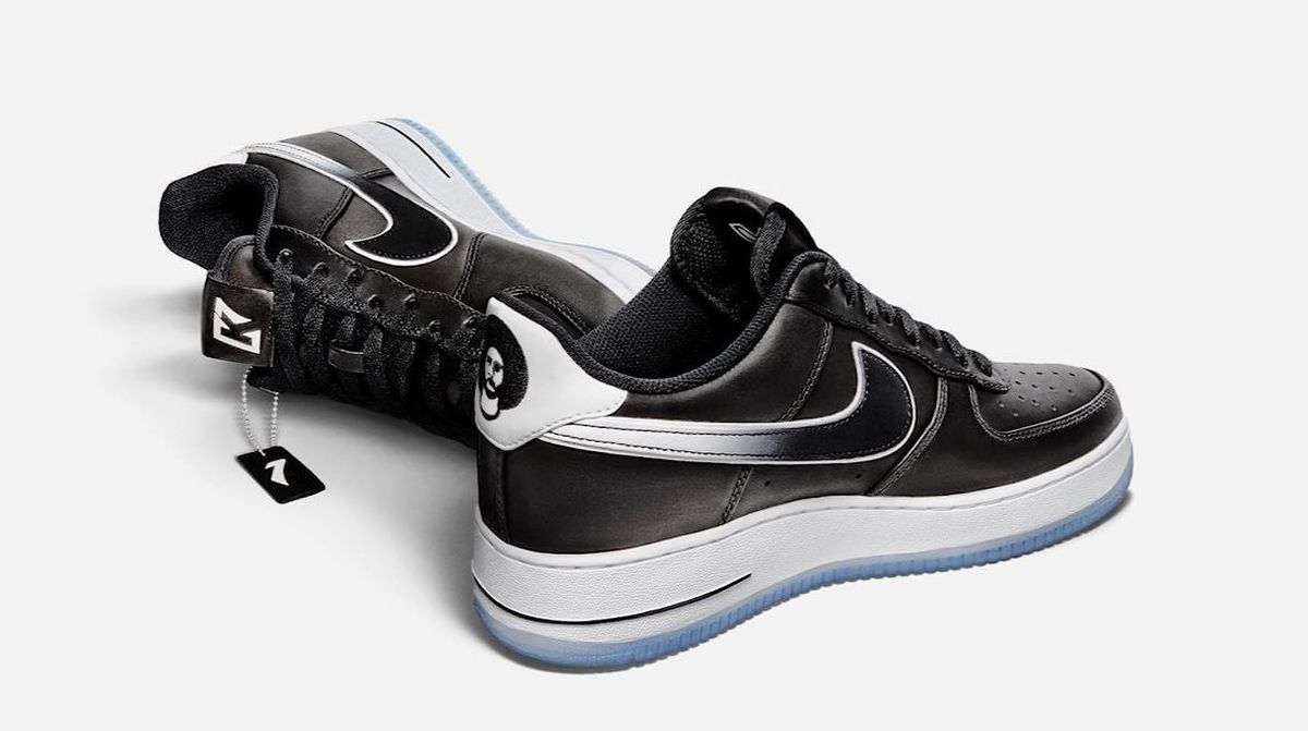 censura Picotear repetir  True to 7': Nike releases Kaepernick-inspired 'Air Force 1' sneakers