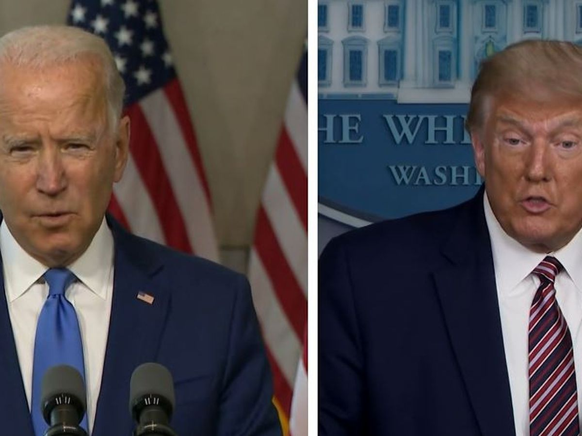Trump-Biden race is tight in Florida, Georgia and North Carolina — CBS News Battleground Tracker poll