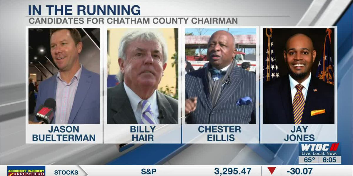 James Jones joins race for Chatham County Commission Chairman