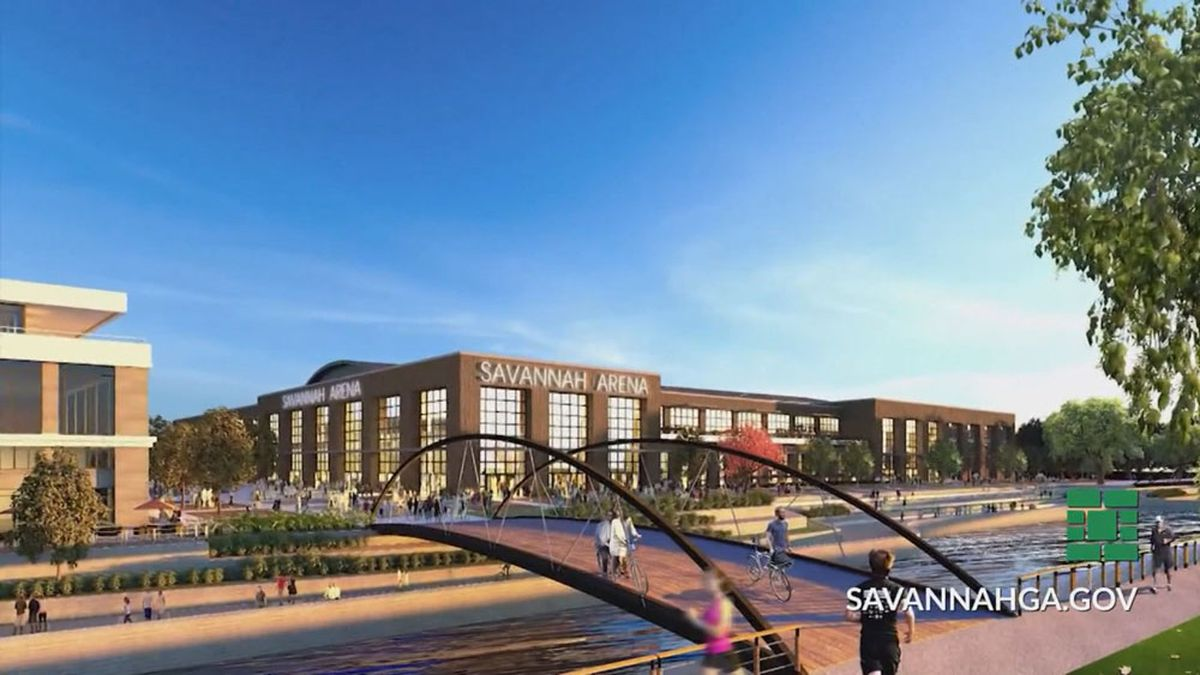 City holding series of town hall meeting on Savannah Arena, SPLOST 7 projects