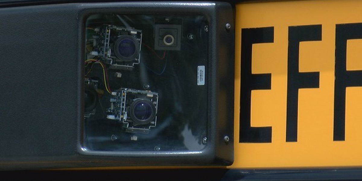 Effingham County equips school buses with cameras