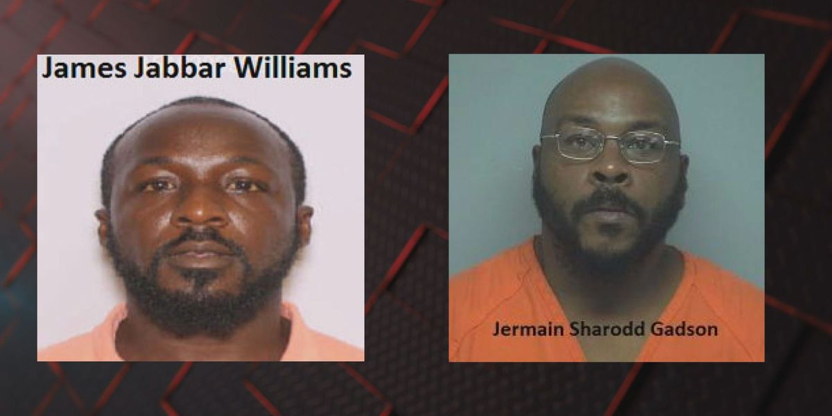 Sheriff's Office seeks 2 men connected to St. Helena Island shooting