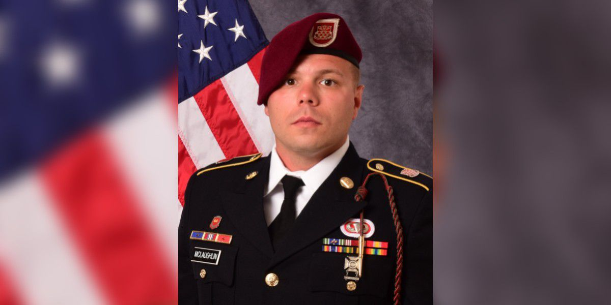 Body of Fort Bragg soldier killed in Afghanistan to return to family Saturday