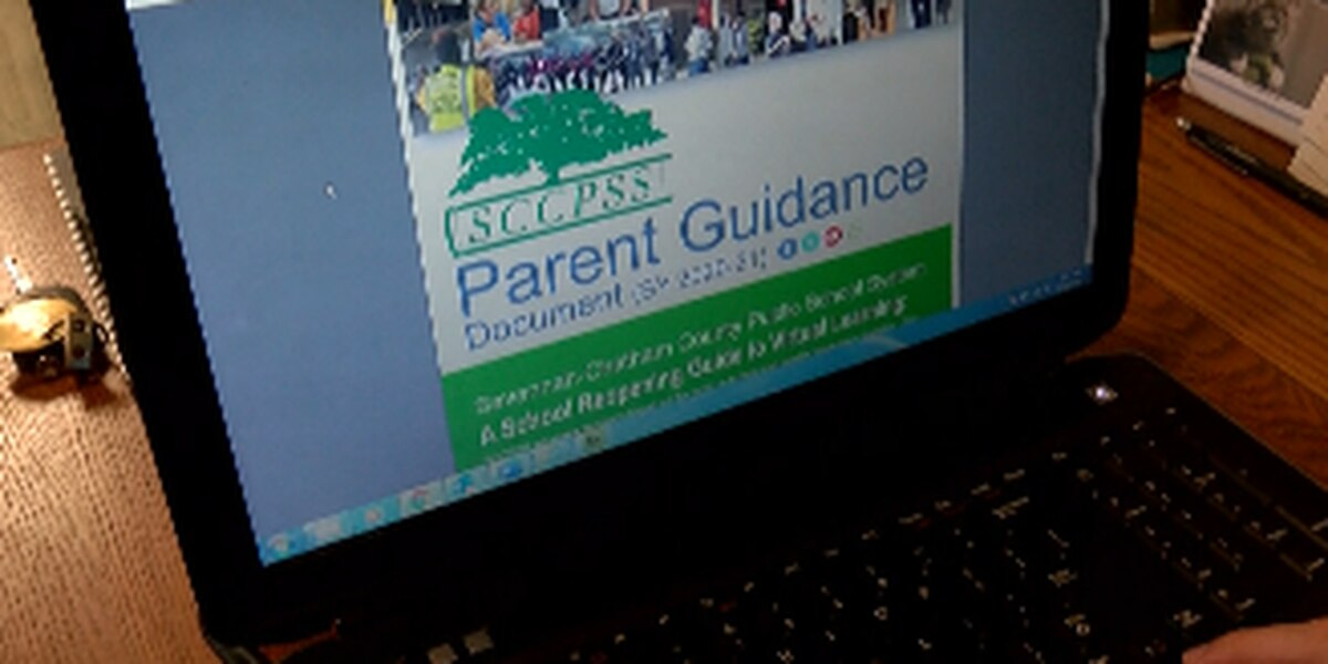 SCCPSS working to connect parents to resources for virtual learning support