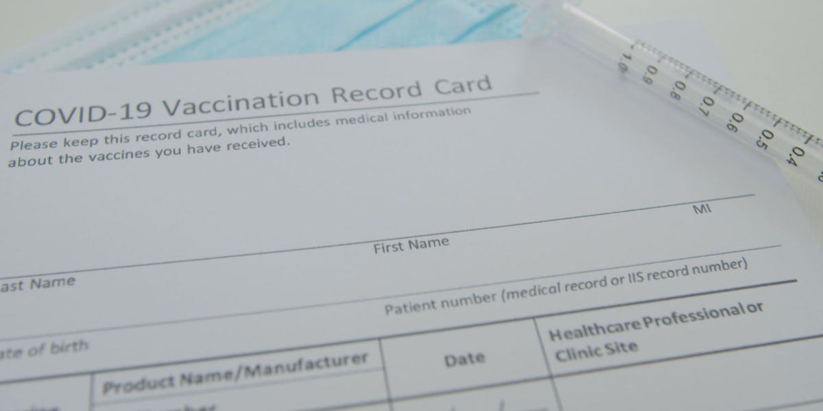Vaccinations beginning to taper across Beaufort Co.