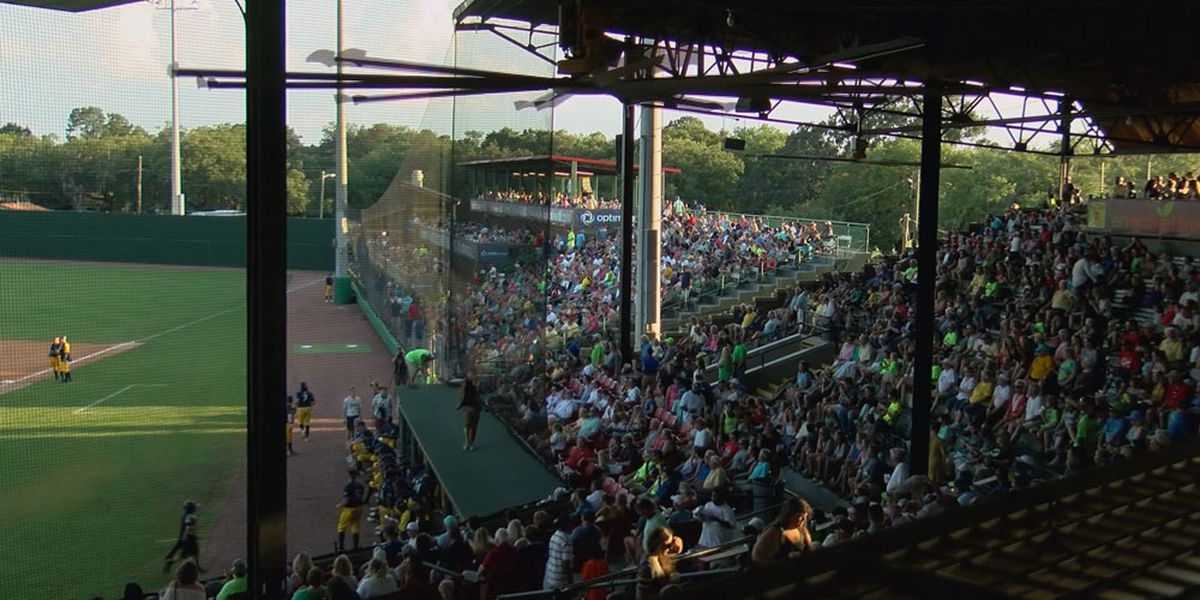 Savannah Bananas' season delayed; 50% capacity allowed at home games