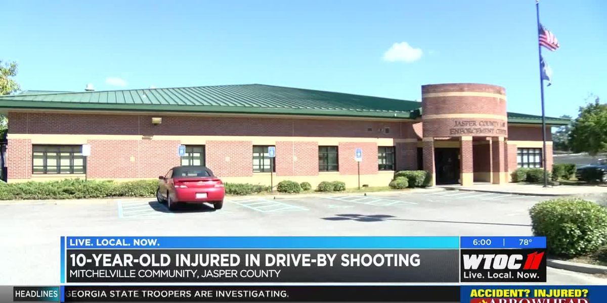 Jasper County Sheriff's Office makes arrest in drive-by shooting
