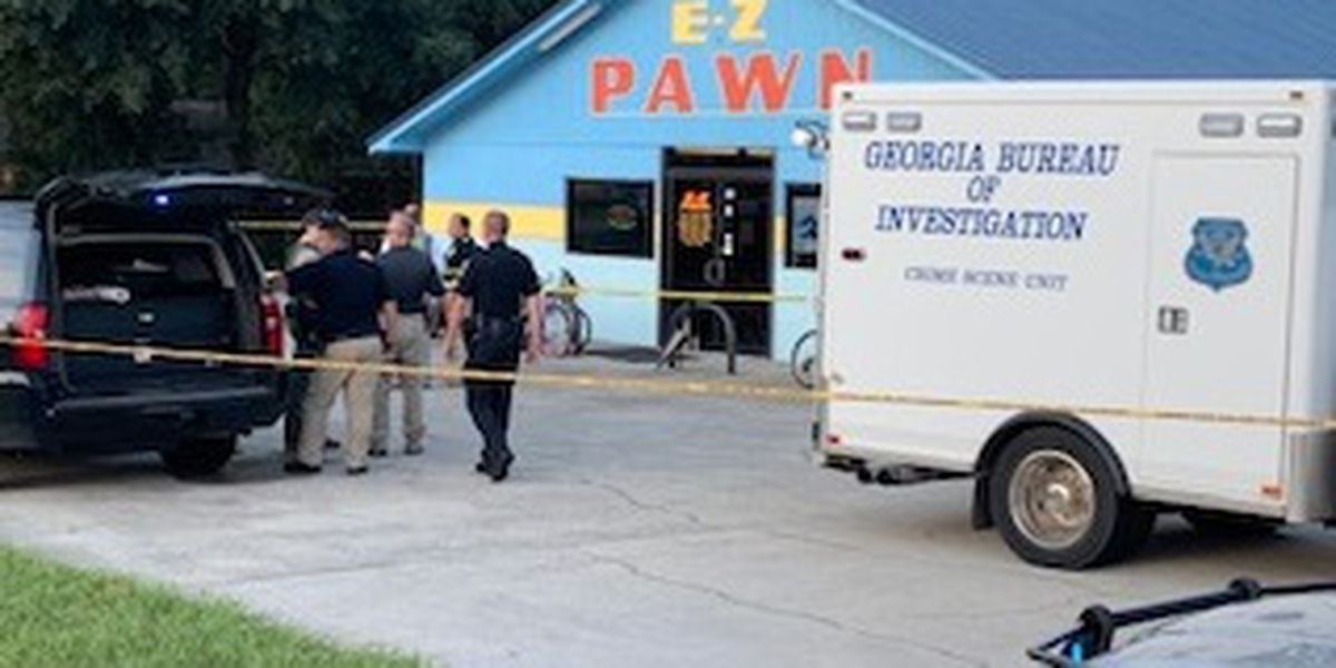 GBI responding to officer-involved shooting in Glennville