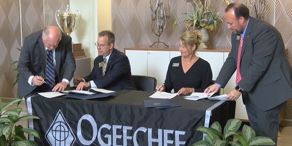 Georgia Southern, Ogeechee Tech sign student transition agreements
