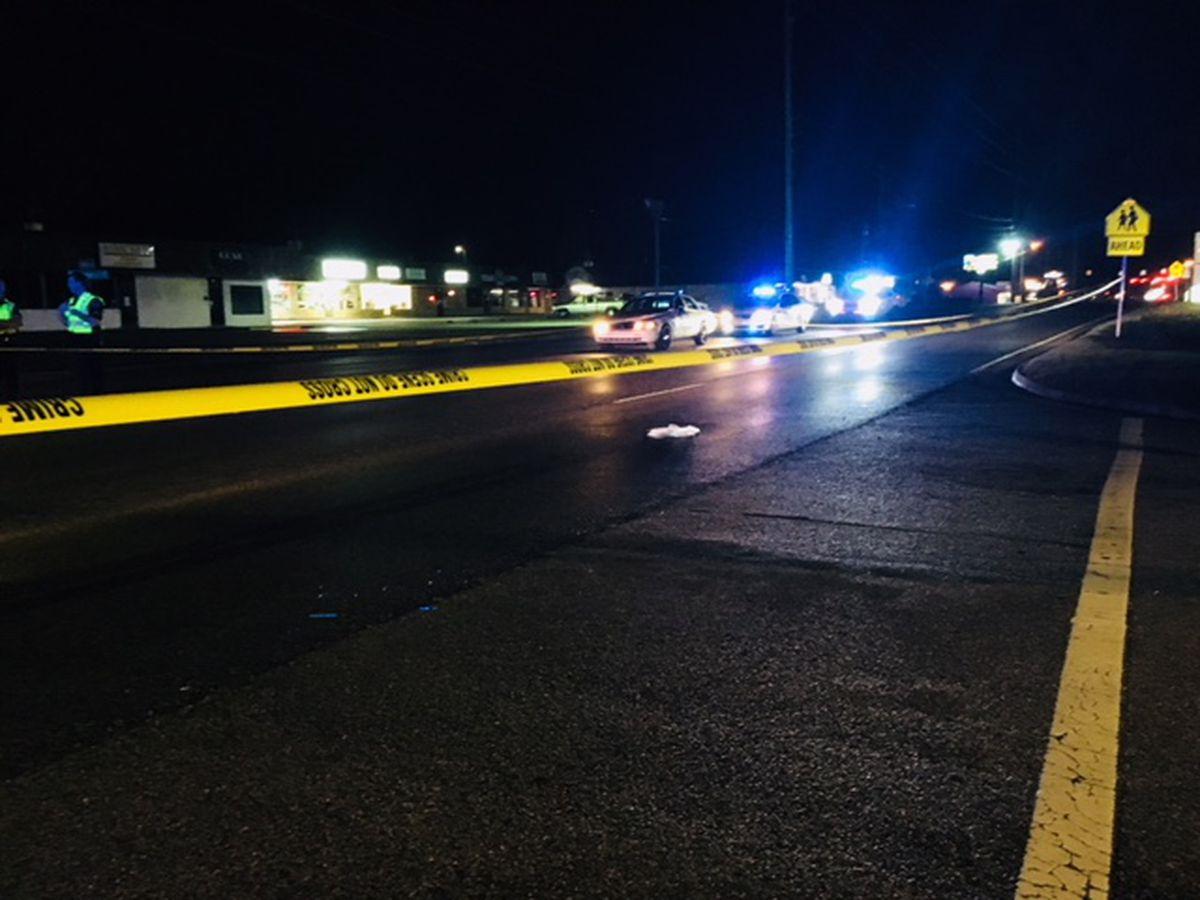 Savannah Police Department investigating fatal pedestrian-involved crash on Montgomery Cross Road