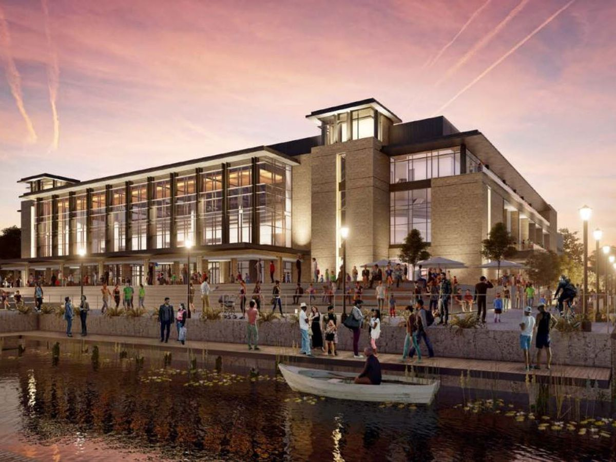 City of Savannah holds groundbreaking for new arena