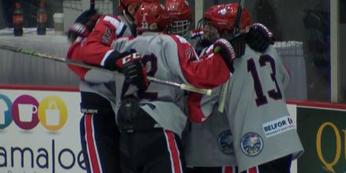 Dawgs, Jackets open Hockey Classic with wins