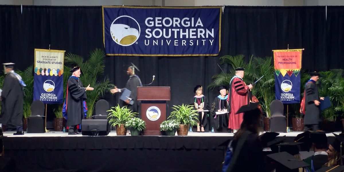 Georgia Southern announces speakers for 2021 commencement ceremonies