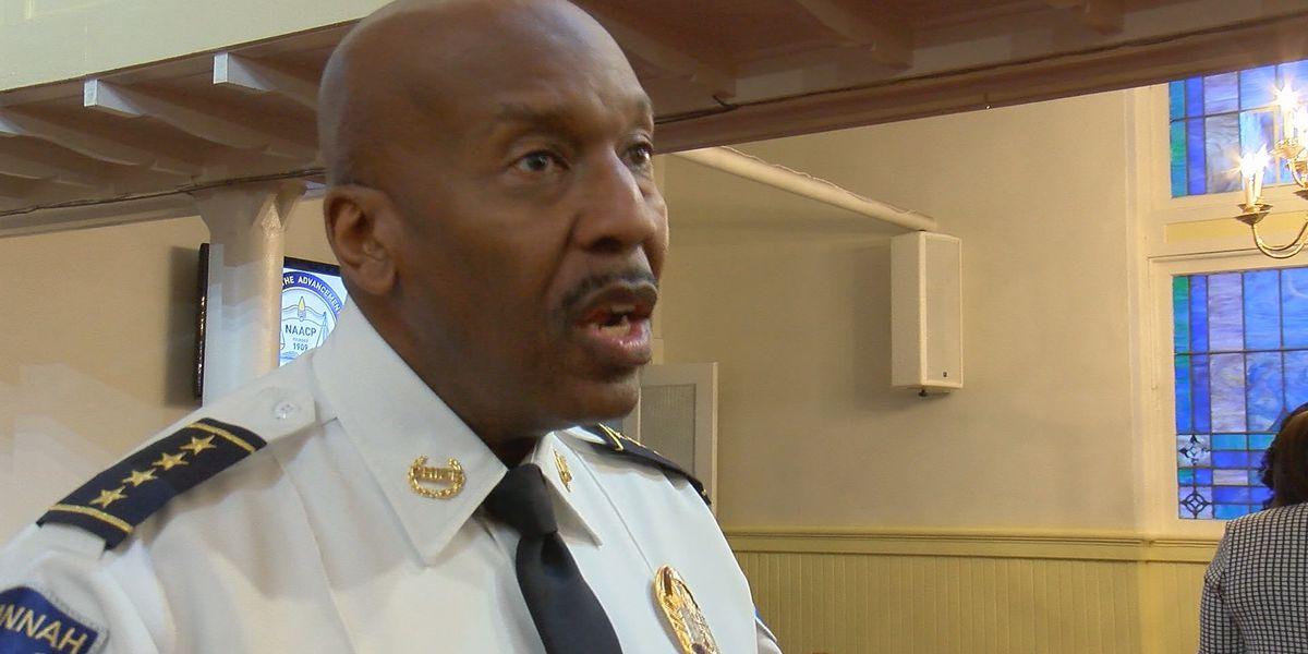 Savannah Police Chief shares plans to address growing violence
