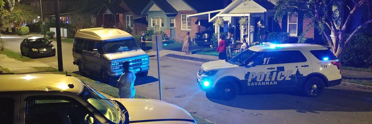 Savannah Police investigating shots fired at 38th, Reynolds