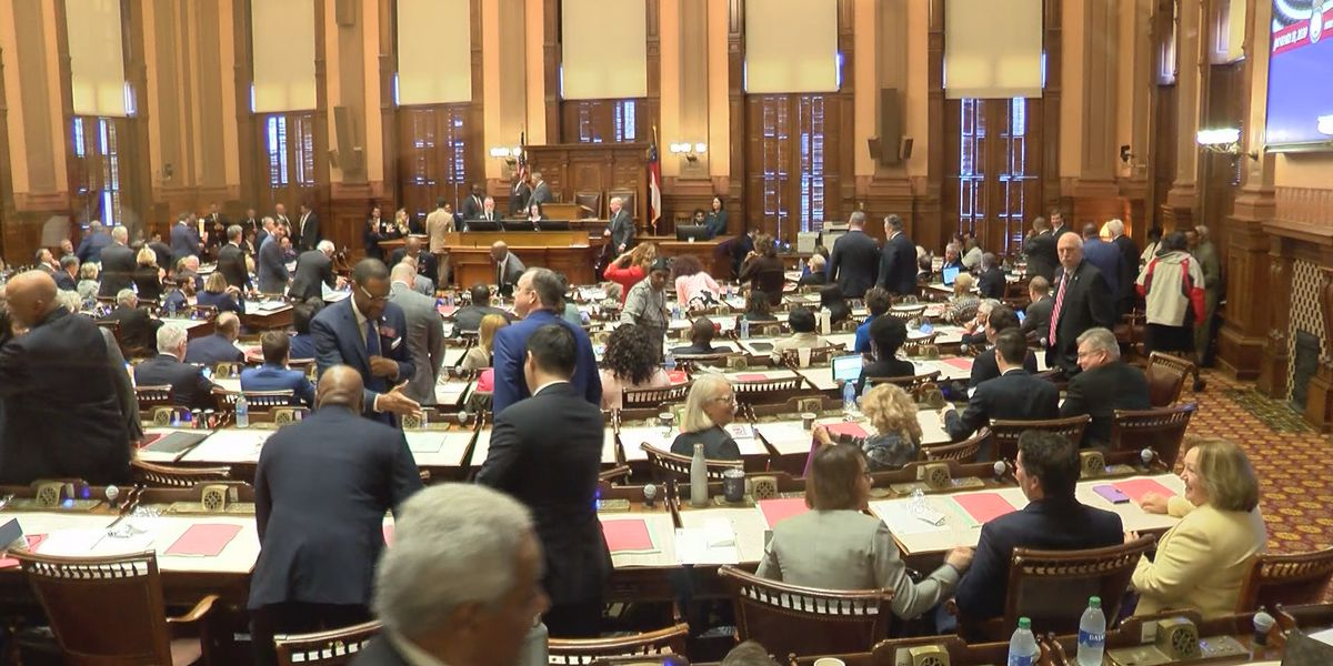 Election year looms as Georgia lawmakers return to Atlanta