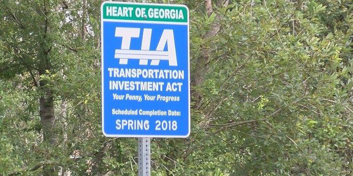 Vidalia improves roads using optional sales tax funds