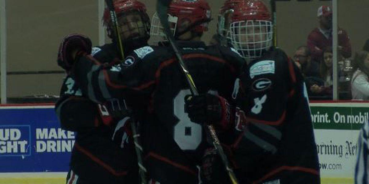 Ice Dawgs take home 8th Thrasher Cup