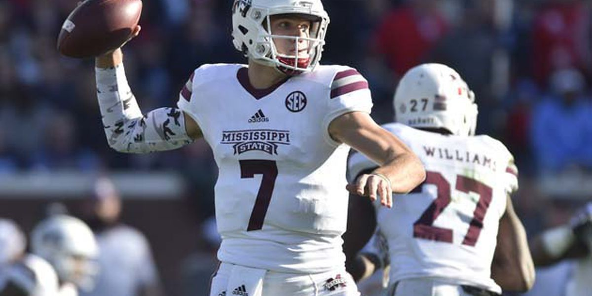Nick Fitzgerald signs XFL contract