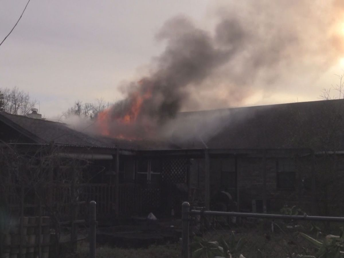 Hinesville home damaged by Friday evening fire