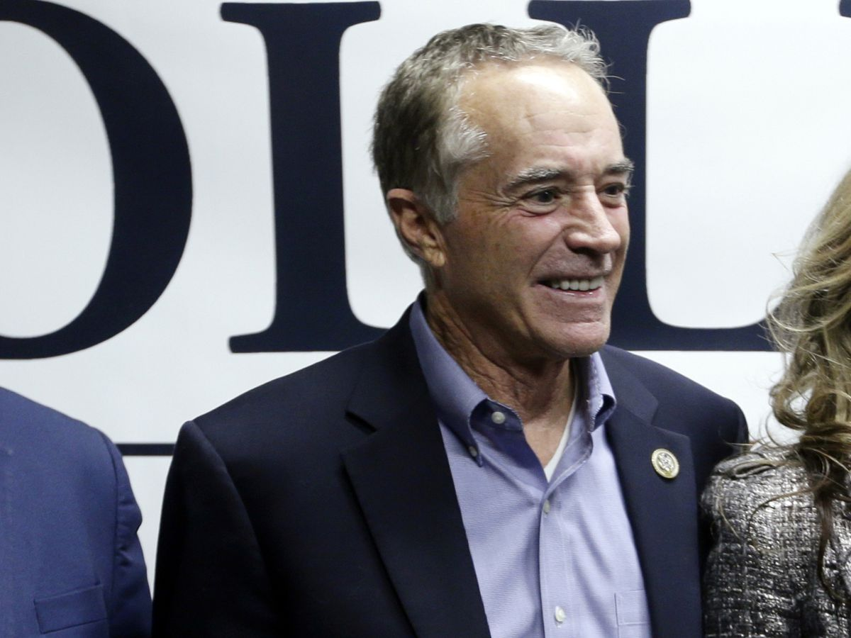 GOP Rep. Collins of NY declares victory after absentee count