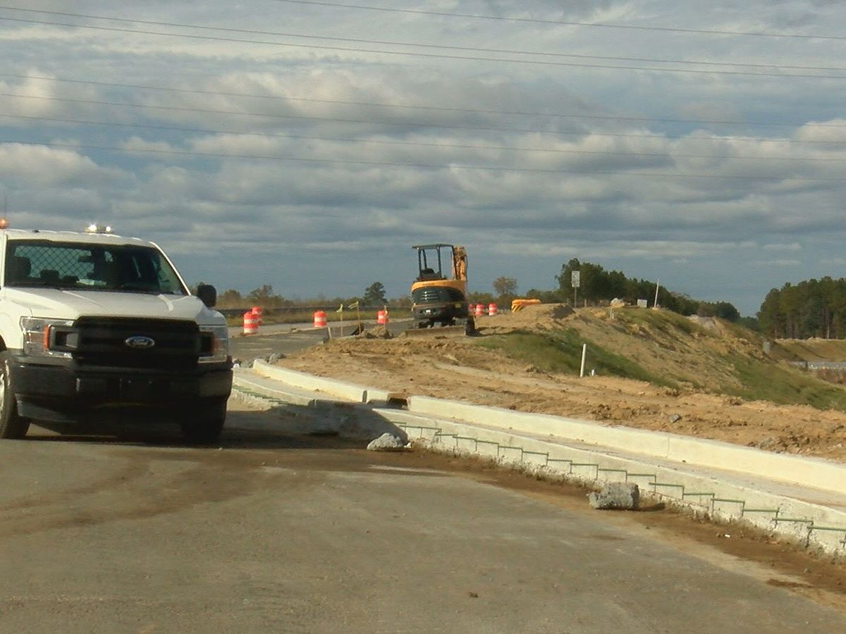 Detour coming for new I-95 exit construction in Bryan Co.