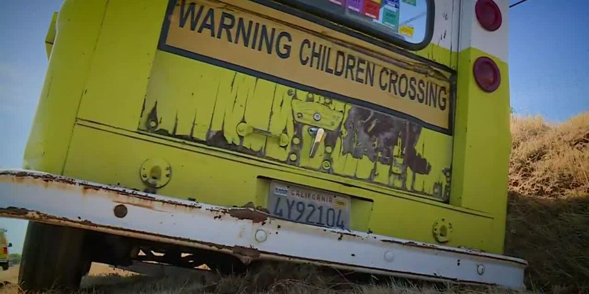 Ice cream truck carjacking caught on camera in Calif.