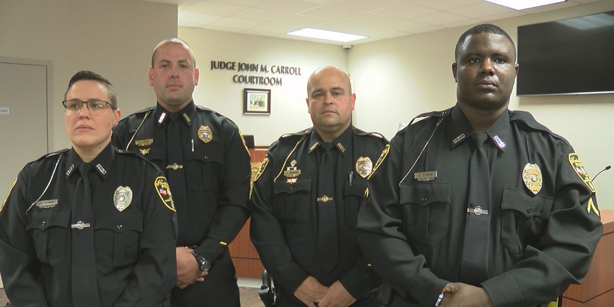 Hardeeville officers respond to massive hotel fire
