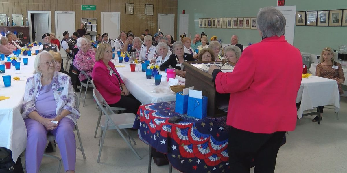 Good News: Ladies Auxiliary 209 honored