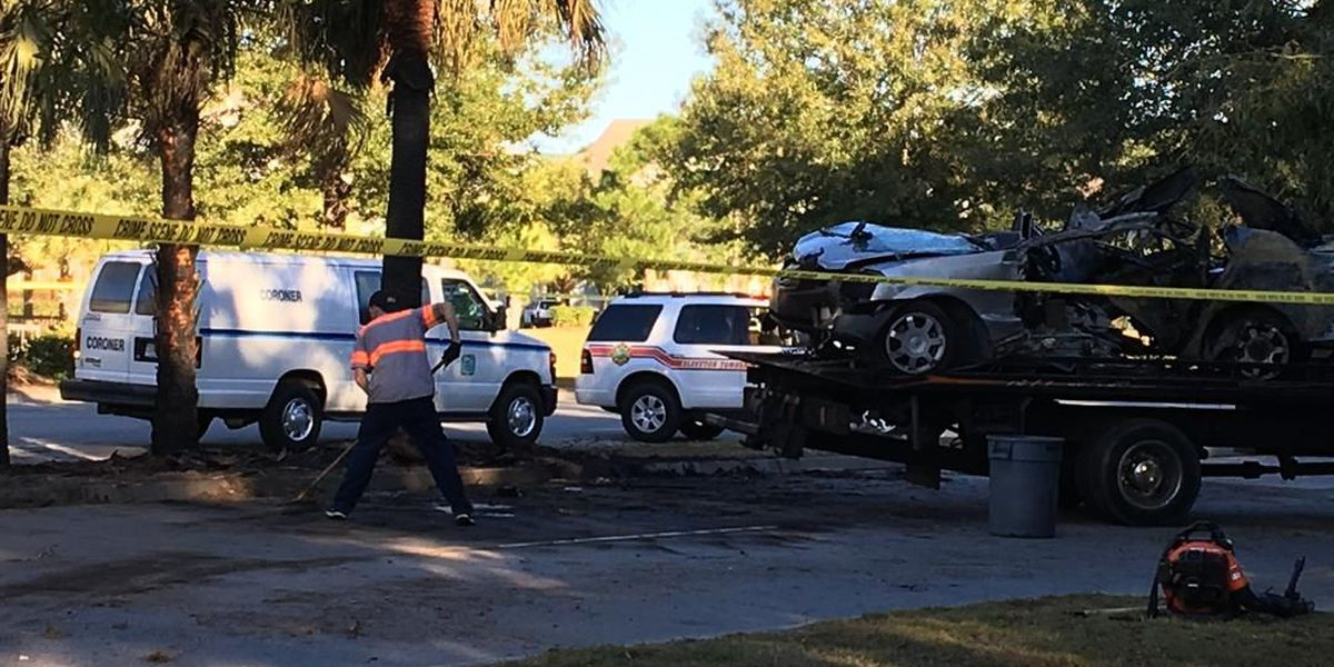 Community mourns victim in fatal Bluffton Parkway crash