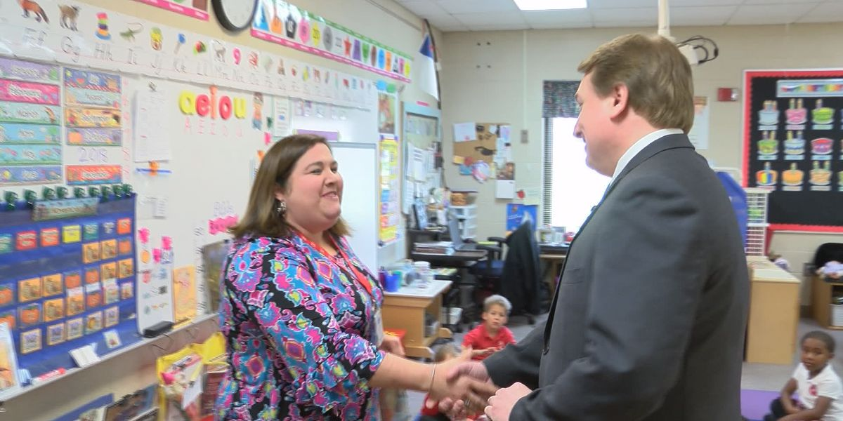 Top Teacher: Jill Elton, Savannah Christian