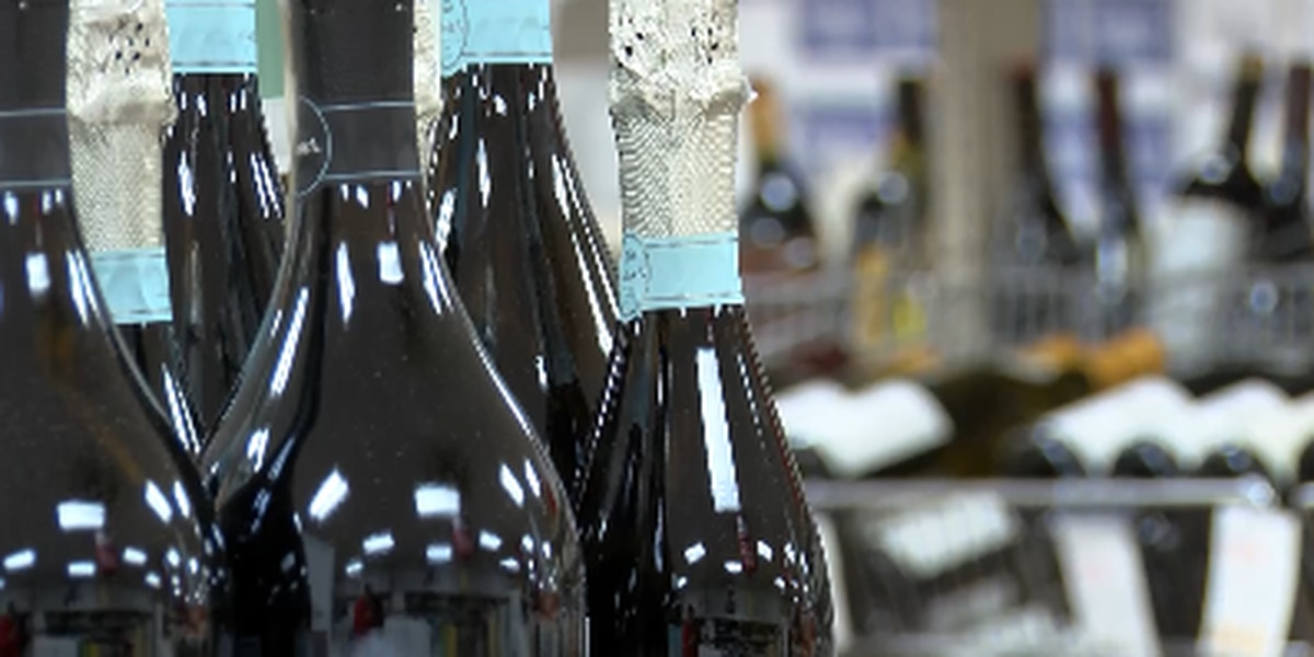 Local liquor store seeing change in business amidst pandemic