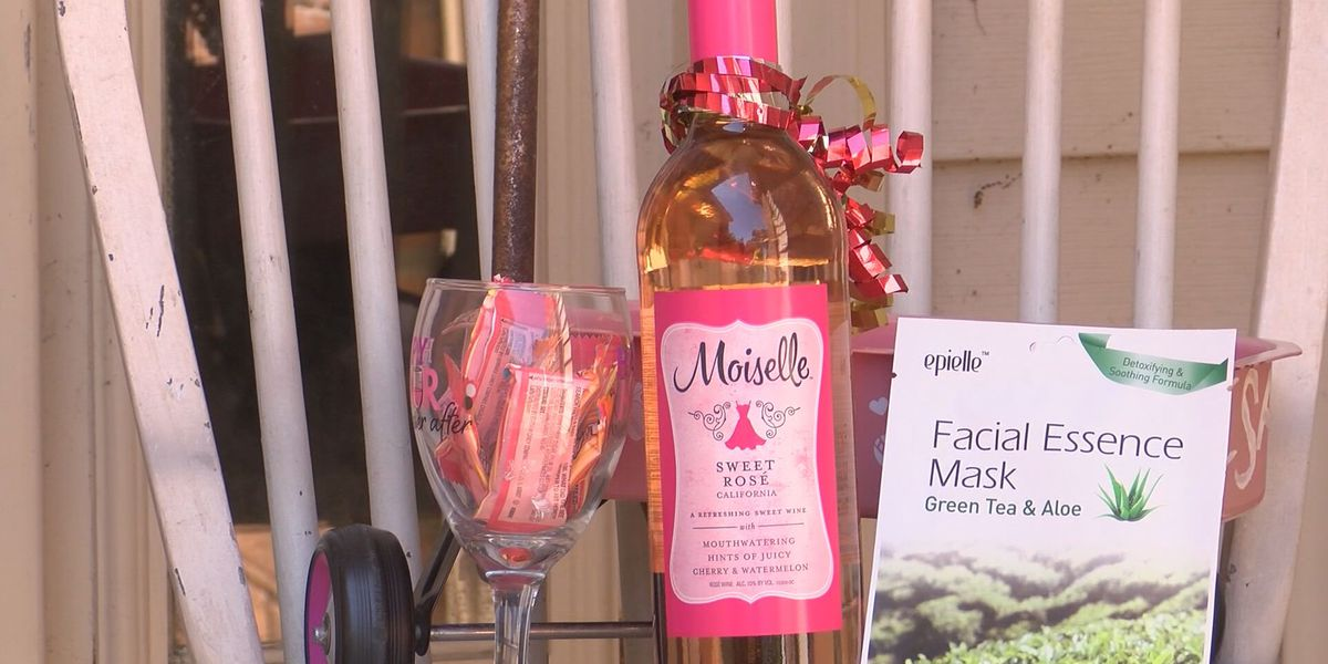 'Wine Fairies' bring gifts, joy to your doorstep