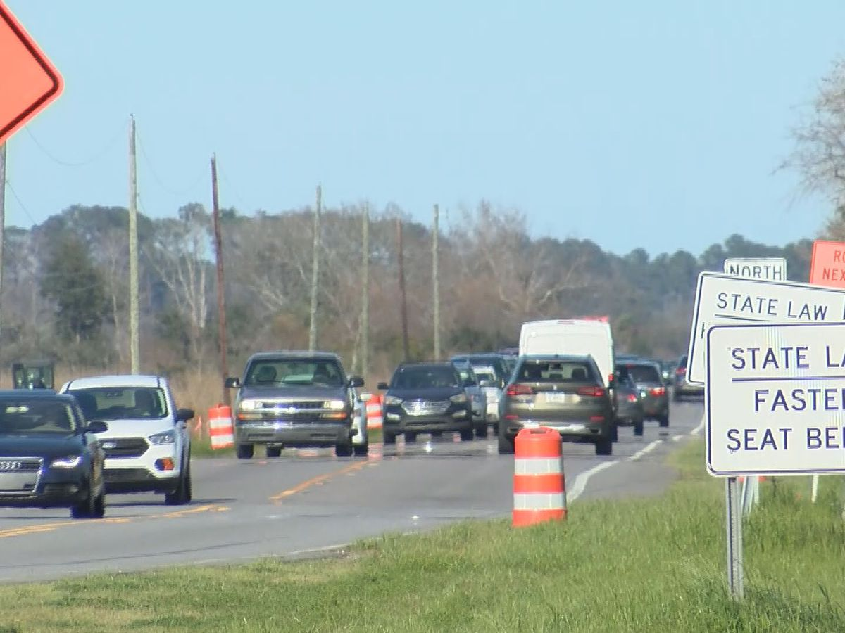 $4.2 million widening project to begin on U.S. 17 from Ga. to Hardeeville