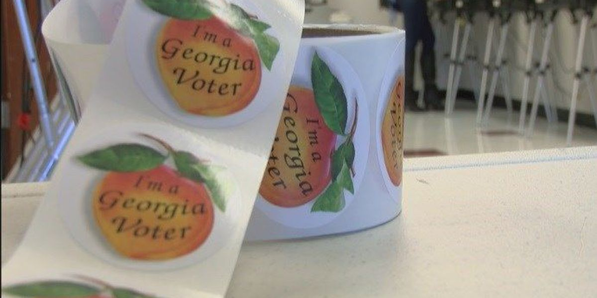 Secretary of state: Georgia breaks early voting record