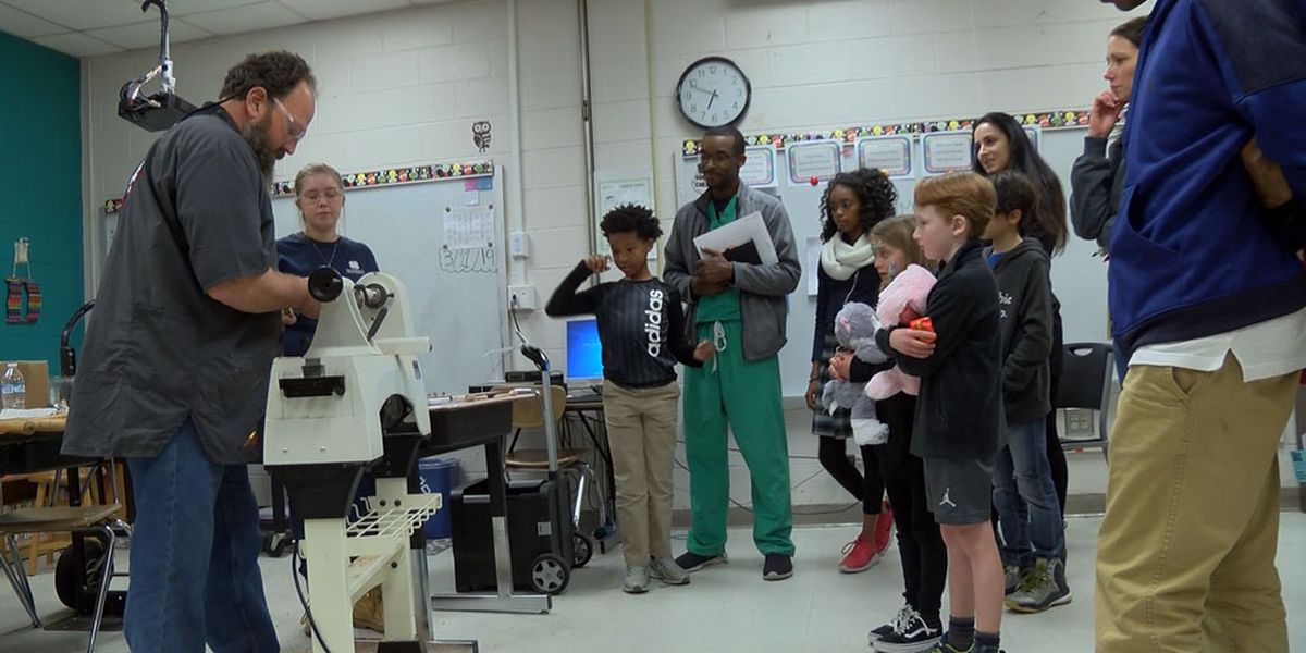 Garrison School for the Arts holds first STEAM Night