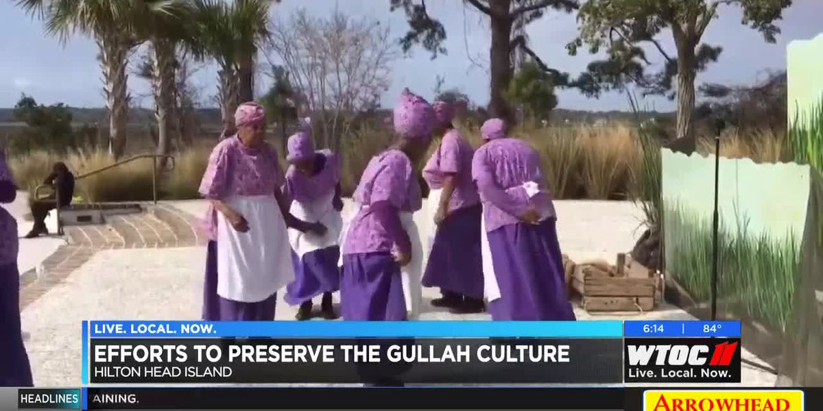 Efforts underway to preserve the Gullah Geechee culture