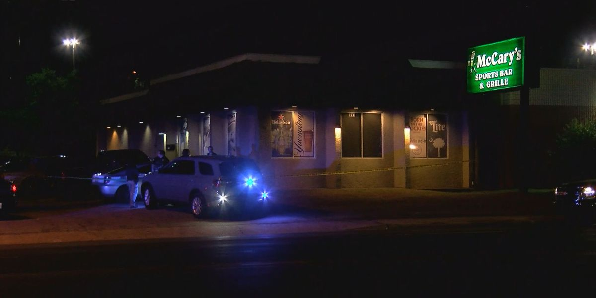 2 men killed, 2 others injured in shooting at Columbia bar