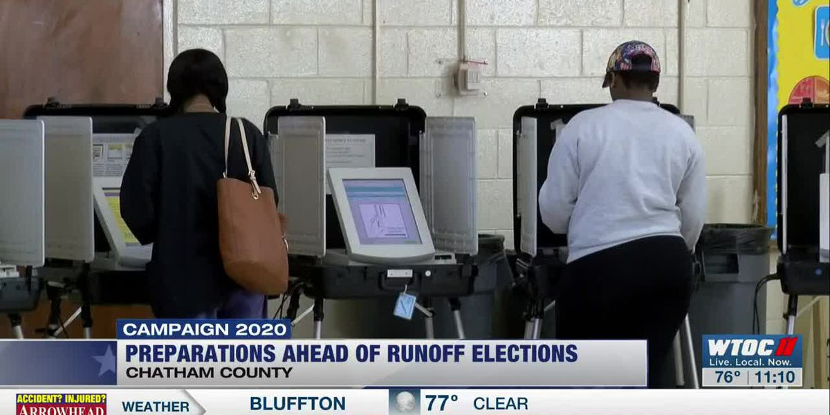 Chatham County Board of Elections prepares for runoff elections amidst pandemic